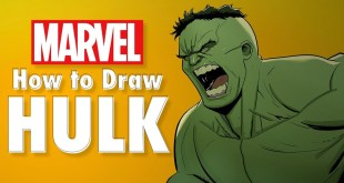 How to Draw HULK LIVE w/ Nelson Blake II! | Marvel Comics