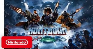 Huntdown - Launch Trailer - Nintendo Switch