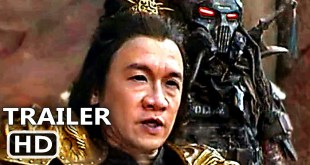 "MORTAL KOMBAT ""Shang Tsung with Kabal"" Trailer (NEW 2021)"