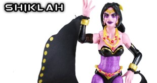 Marvel Legends SHIKLAH Deadpool Wave Action Figure Review