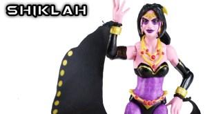 Marvel Legends SHIKLAH Deadpool Wave Action Figure Review