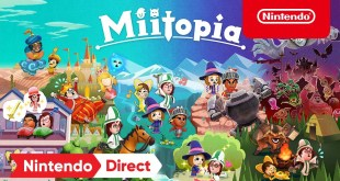 Miitopia - Announcement Trailer - Nintendo Switch
