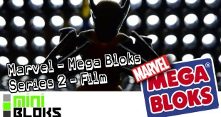 Mini Bloks - Marvel Mega Bloks Series 2 - Ending Film
