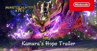 Monster Hunter Rise - Kamura's Hope Trailer - Nintendo Switch