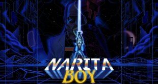 Narita Boy Launch Trailer | Steam, PS4, Xbox Game Pass, Nintendo Switch, GOG, PC.
