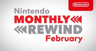 Nintendo Monthly Rewind - February 2021