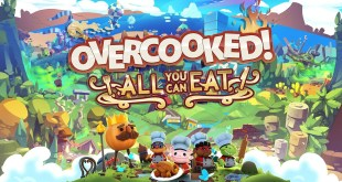 Overcooked! All You Can Eat - Launch Trailer (Switch, PS4, Xbox One, Steam)