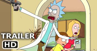 RICK AND MORTY Season 5 Official Trailer (New, 2021) Animated TV Series HD
