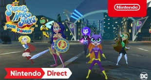 Suit Up and Save Metropolis in DC Super Hero Girls: Teen Power