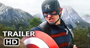 "THE FALCON AND THE WINTER SOLDIER ""New Captain America Fights"" Trailer (New 2021)"