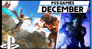 TOP 6 Awesome Upcoming DECEMBER 2020 PS5 Games - Open World RPG + More!