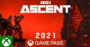 The Ascent | Xbox Game Pass Trailer