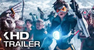 The Best VIDEO GAME Movies (Trailers)