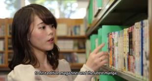 The Hiroshima City Manga Library: A Library Devoted to Manga Set Amidst Lush Greenery