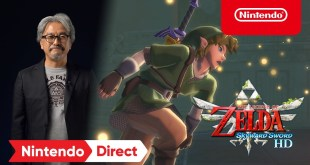 The Legend of Zelda: Skyward Sword HD – Announcement Trailer – Nintendo Switch