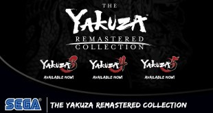 The Yakuza Remastered Collection (Xbox/PC) | Launch Trailer