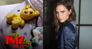 Victoria Beckham Shades Justin Bieber's Gift To Her | TMZ TV