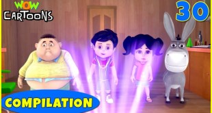 Vir the robot boy | Action Cartoon Video | New Compilation - 30 | Kids Cartoons | Wow Cartoons