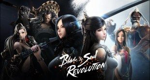 BLADE & SOUL REVOLUTION - Trailer Android iOS + Trailers Game PC