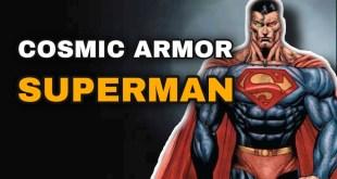 COSMIC ARMOR SUPERMAN | Trop PUISSANT pour les films DCEU !
