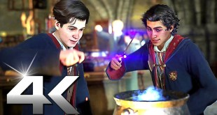 HARRY POTTER HOGWARTS LEGACY Trailer (2021) PS5 / Xbox Series X