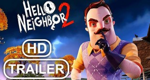 HELLO NEIGHBOR 2 Trailer Xbox Series X (2021) HD