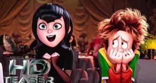 HOTEL TRANSYLVANIA 4: TRANSFORMANIA Official Teaser Trailer (NEW 2021) Animation Movie HD