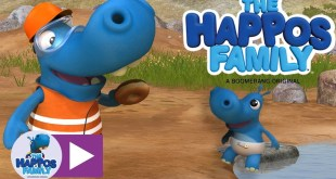 Happos Cartoon Compilation 21 for kids I The Happos Family (Full episodes)