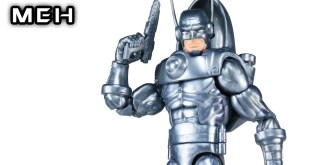 Marvel Legends STILT-MAN Build-a-Figure Action Figure Review