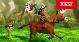Miitopia - A Hilarious Quest Starring You - Nintendo Switch