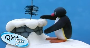 Pingu Does Chores | Pingu Official | 1 Hour | Cartoons for Kids