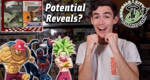 Potential ECCC 2021 Funko Pop Reveals! | One Piece | Dragon Ball Z | Pokemon | Star Wars | Marvel