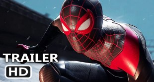 SPIDER MAN 2 MILES MORALES Official Gameplay Trailer (2020) Marvel PS5 Game HD