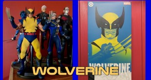 Sideshow Collectibles Wolverine Blue & Yellow X-Men Exclusive 1/6 Scale Figure Review & Unboxing