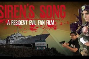 Siren's Song a RESIDENT EVIL Fan Film