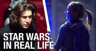 Star Wars Battle Prank w/ Strangers