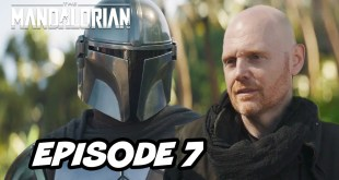 Star Wars The Mandalorian Season 2 Episode 7 - TOP 10 WTF and Movies Easter Eggs