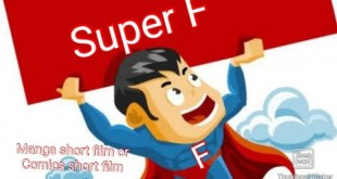 Super F Manga or Comics shortfilm #Farrellcomo #SuperF  #Part1