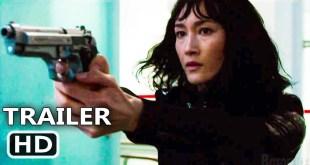 THE PROTÉGÉ Official Trailer (2021)