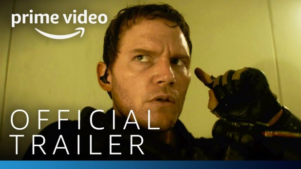 THE TOMORROW WAR   Official Trailer   Prime Video
