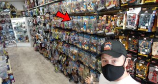 TOY HUNTING FOR *RARE* MARVEL LEGENDS, HOLIDAY BLACK SERIES AND HOT TOYS! RETAIL TOY HUNT!
