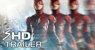 The Flash 2022 - Ezra Miller Trailer Concept (HD) Fan Made
