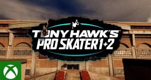 Tony Hawk's™ Pro Skater™ 1 and 2 Xbox Series X|S Trailer