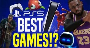 Top 5 BEST PS5 Games!