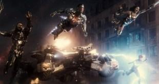 WB Says No DCEU SnyderVerse Plans After Justice League!