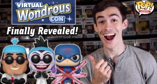 WonderCon 2021 Funko Pop Reveals | Emperors New Groove | Pokemon | Disney