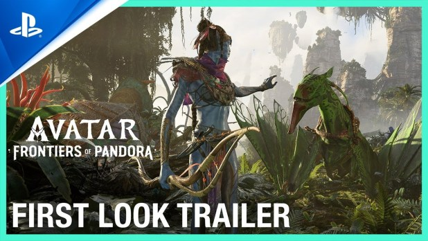 Avatar Frontiers of Pandora - First Look Trailer - PS5