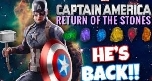 Chris Evans Captain America RETURNING To MCU In Multiple Movie!!