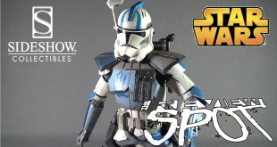 Collectible Spot - Sideshow Collectibles Star Wars Arc Clone Trooper Echo Phase II Armor