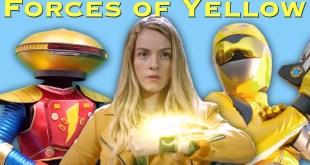 Forces of Yellow - feat. Jacqueline Scislowski [FAN FILM] Power Rangers